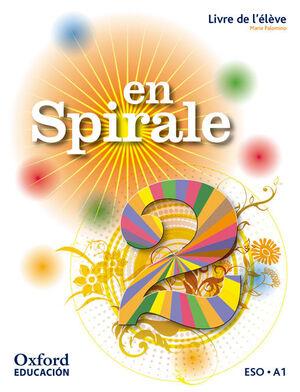 EN SPIRALE 2 ESO LA/COMIC ED16- FRANCES