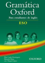 GRAMÁTICA OXFORD SECUNDARIA