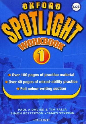 OXFORD SPOTLIGHT 1. WORKBOOK