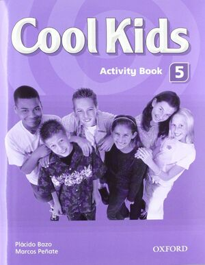 COOL KIDS 5. ACTIVITY BOOK AND MULTI-ROM PACK