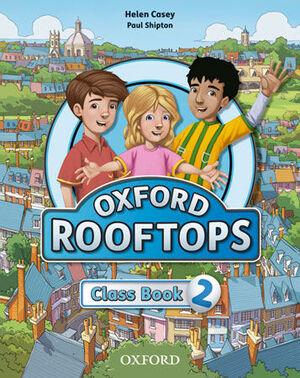 ROOFTOPS 2 -CLASS BOOK                 *
