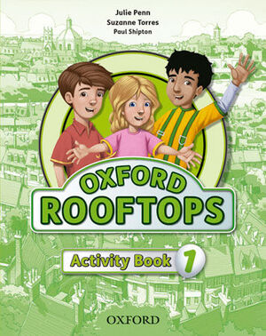 OXFORD ROOFTOPS 1. ACTIVITY BOOK PACK