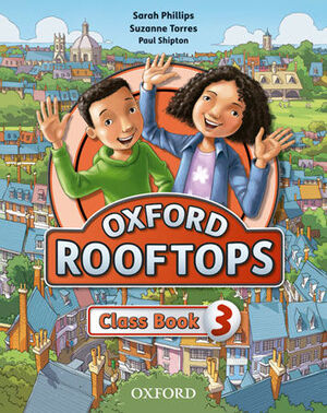 OXFORD ROOFTOPS 3 CB - PRIMARIA