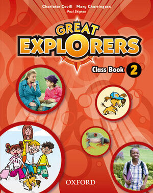 GREAT EXPLORERS 2. CLASS BOOK PACK
