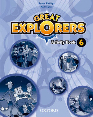GREAT EXPLORERS 6 ACTIVITY