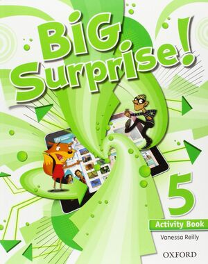 BIG SURPRISE! 5. ACTIVITY BOOK + STUDY SKILLS BOOKLET