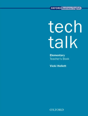 TECH TALK ELEMENTARY. TEACHER'S BOOK