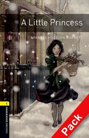 LITTLE PRINCESS +CD  ED08  OBL1