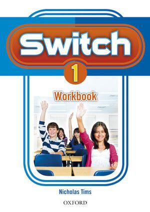 SWITCH 1 WORKBOOK SPANISH ESO