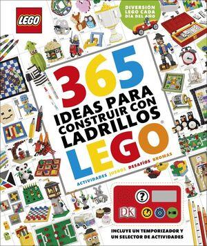 365 IDEAS PARA CONSTRUIR CON LADRILLOS L