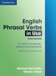 ENGLISH PHRASAL VERBS IN USE INTERMEDIATE