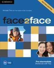 FACE 2 FACE PRE-INT WB+KEY 2013  2 EDIT