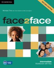 FACE2FACE INTERMEDIATE WB+KEY 2 ED 2013