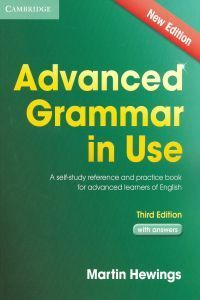 ADVANCED GRAMMAR IN USE BOOK WITH ANSWERS 3RD EDITION