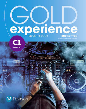 GOLD EXPERIENCE 2ND EDITION C1 STUDENTS' BOOK
