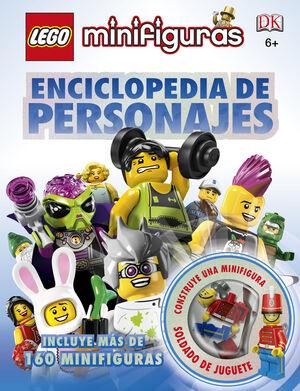 LEGO ENCICLOPEDIA DE PERSONAJES (MINIFIG