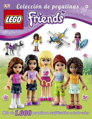 LEGO FRIENDS COLECCION DE PEGATINAS