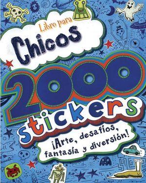 CHICOS 2000 STICKERS