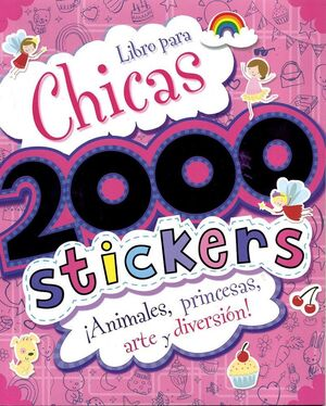 CHICAS 2000 STICKERS