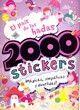 PAIS DE LAS HADAS 2000 STICKERS