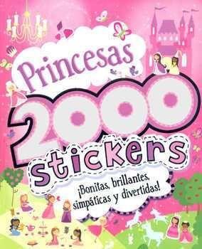 PRINCESAS 2000 STICKERS