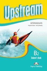 UPSTREAM B2 INTERMEDIATE STUDENT+CD