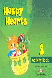 HAPPY HEARTS 2 ACTIVITY BOOK