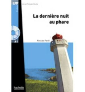 DERNIER NUIT AU PHARE +CD -HACHETTE