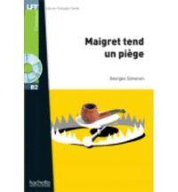 MAIGRET TEND UN PIEGE+CD