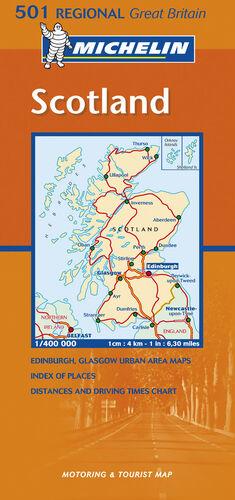 MAPA REGIONAL SCOTLAND