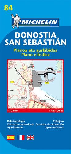 PLANO DONOSTIA-SAN SEBASTIÁN