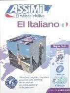 SUPERPACK ITALIANO LIBRO+MP3+4CD