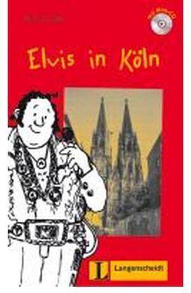 ELVIS IN KOLN+CD    LEKT1