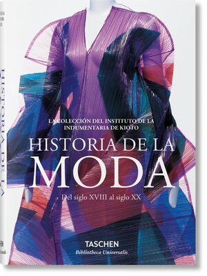 HISTORIA DE LA MODA DESDE EL SIGLO XVIII AL SIGLO XX