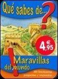 CAJA QUE SABES:MARAVILLAS MUNDO