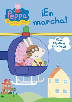 EN MARCHA! (PEPPA PIG) + PEGATINAS