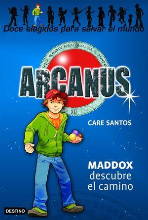 MADDOX DESCUBRE EL CAMINO