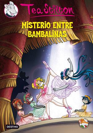 TEA STILTON MISTERIO ENTRE BAMBALINAS 14