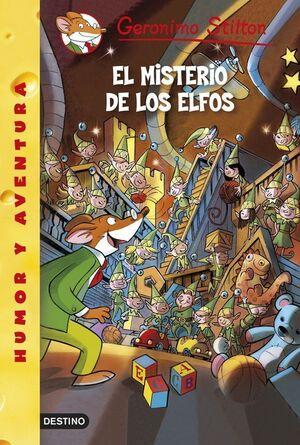 GS51. EL MISTERIO DE LOS ELFOS