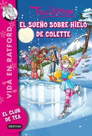 TS-VR10.EL SUEÑO SOBRE HIELO DE COLETTE