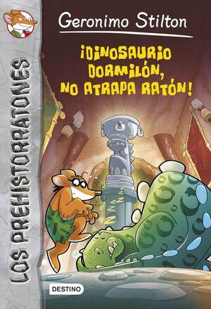 DINOSAURIO DORMILON NO ATRAPA STILTON 7