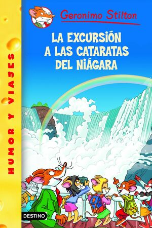 PACK GS46 NIAGARA+RATOSORPRESA