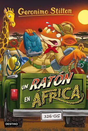RATON EN AFRICA 62  STILTON