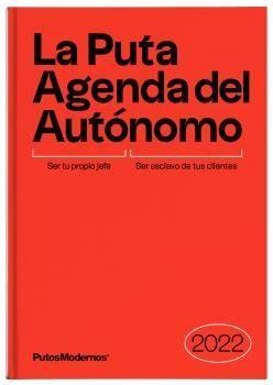 PUTA AGENDA DEL AUTONOMO 2022