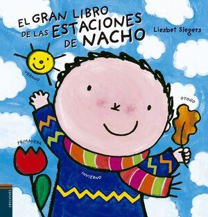 GRAN LIBRO DE LAS ESTACIONES DE NACHO
