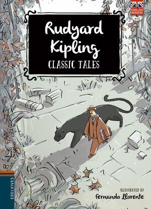 RUDYARD KIPLING + CD (CLASSIC TALES)