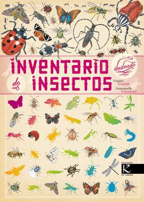 INVENTARIO ILUSTRADO DE INSECTOS
