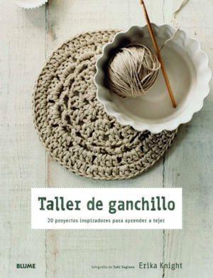 TALLER DE GANCHILLO