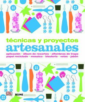 TECNICAS Y PROYECTOS ARTESANALES 2013