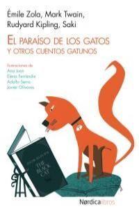PARAISO DE LOS GATOS Y OTROS CUENTOS GAT